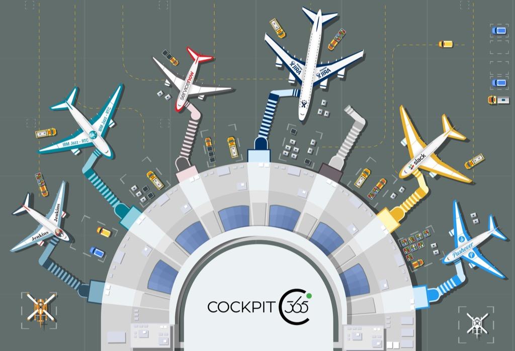 Terminals, Gates and Tools
